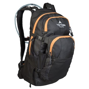 Tenton Sports Hydration Backpack