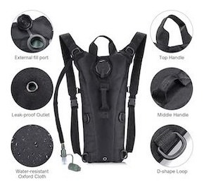 REVO Hydration Pack Backpack